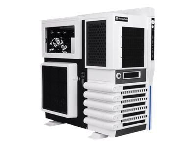 Thermaltake Chassis, Level 10 GT LCS Tower, EATX, 4x5.25, 5x3.5, 8x Slots, Liquid Cool Capable, White, VN10006W2N, 13077138, Cases - Systems/Servers