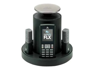 Revolabs FLX2 VOIP SIP Wireless Conference Phone System with 2 Wearable Microphones- Pre-Order Now!
