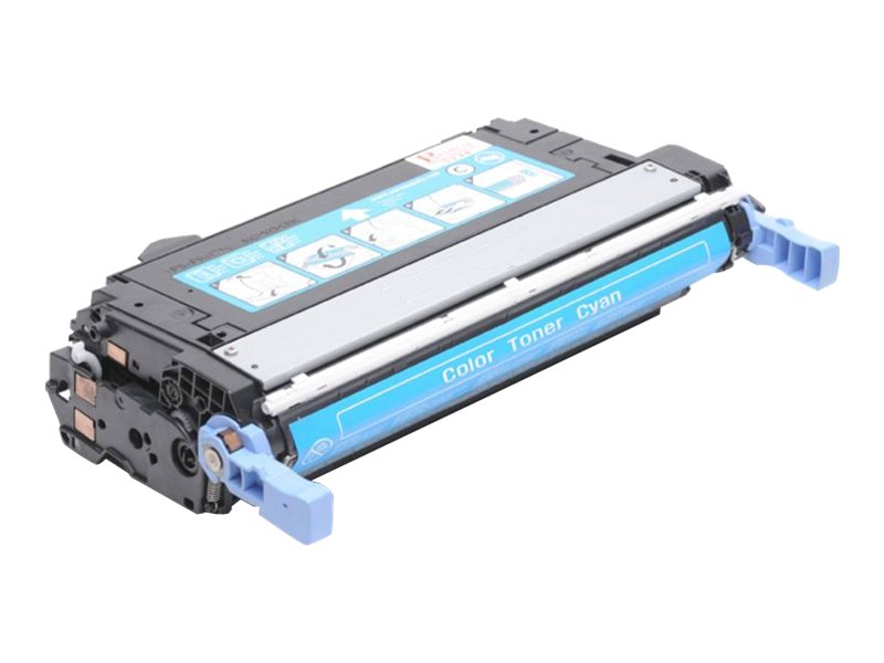 Ereplacements Q5951A Cyan Toner Cartridge for HP LaserJet 4700 Series, Q5951A-ER