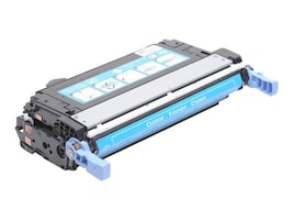 Ereplacements Q5951A Cyan Toner Cartridge for HP LaserJet 4700 Series, Q5951A-ER, 15182978, Toner and Imaging Components