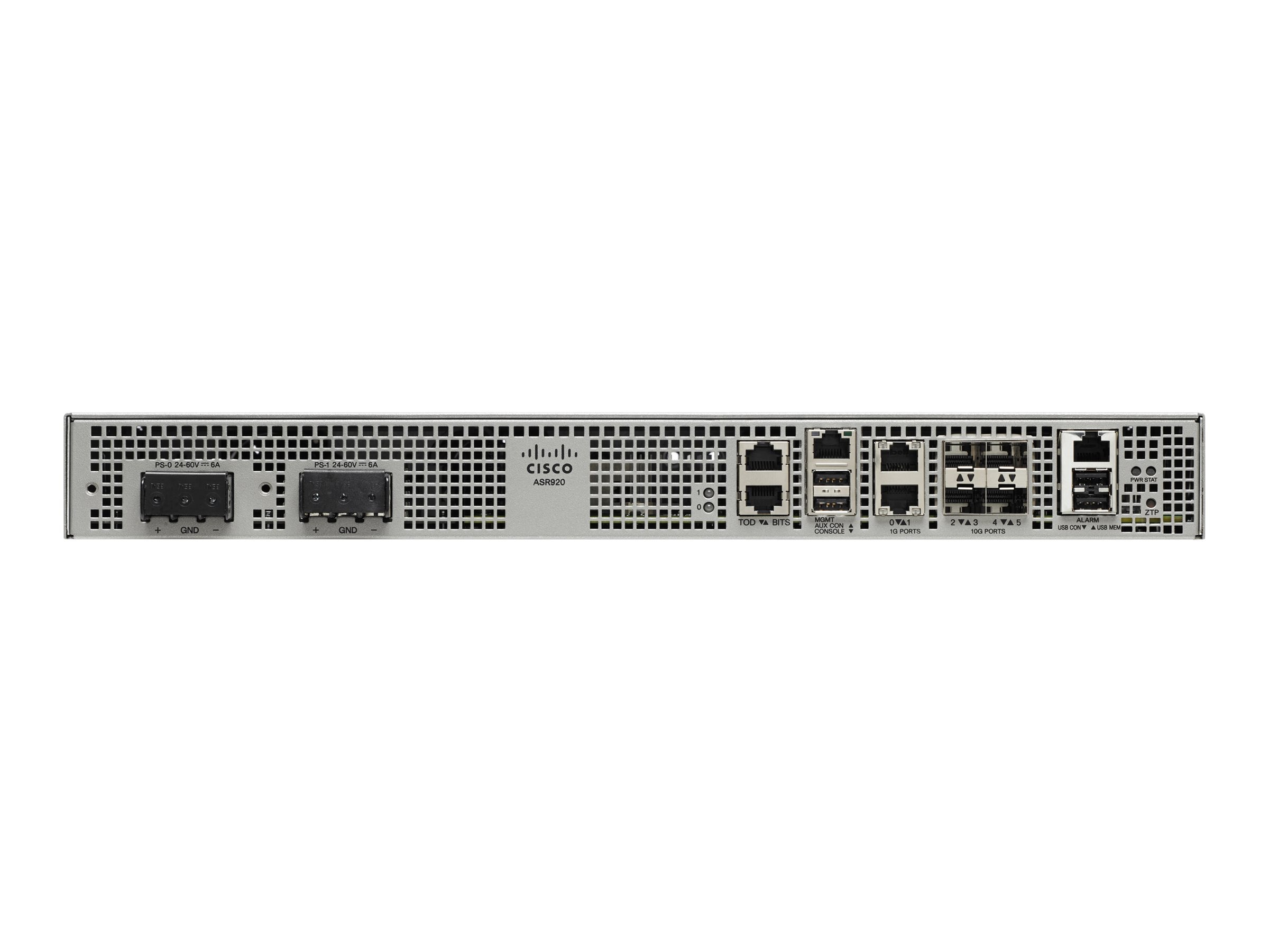 Cisco ASR920 Series 2GE AND 4-10GE DC Module