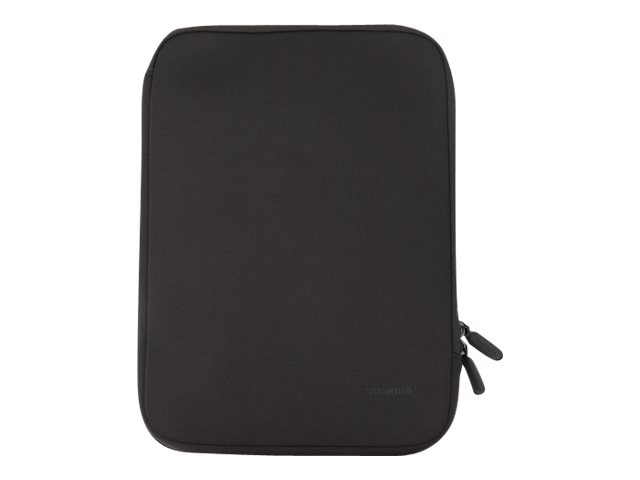 Toshiba Neoprene Sleeve, 13, Black, PA1566U-1SS3, 31790172, Carrying Cases - Other