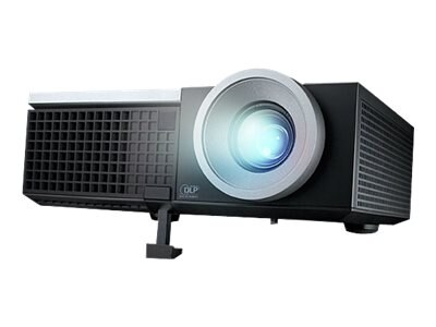 Dell 4320 WXGA LCD Projector, 4300 Lumens, Black, 4320, 12910343, Projectors