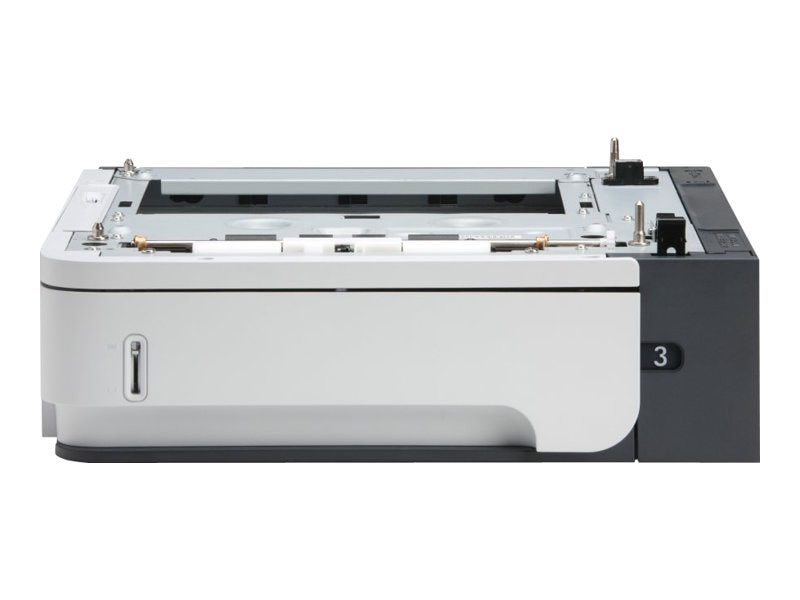HP LaserJet 500-sheet Input Tray Feeder for HP LaserJet Enterprise 600 M601, M602 & M603 Printers, CE998A, 13376015, Printers - Input Trays/Feeders