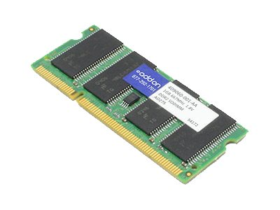 ACP-EP 1GB PC2-5300 200-pin DDR2 SDRAM SODIMM for HP, 409060-001-AA