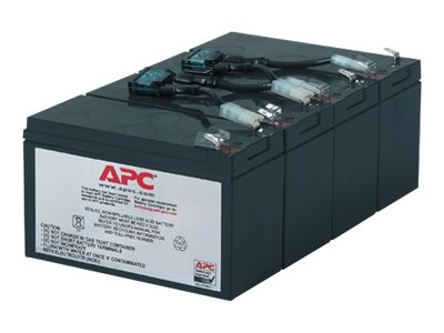 APC Replacement Battery Cartridge #8 for SU1400RM models, RBC8