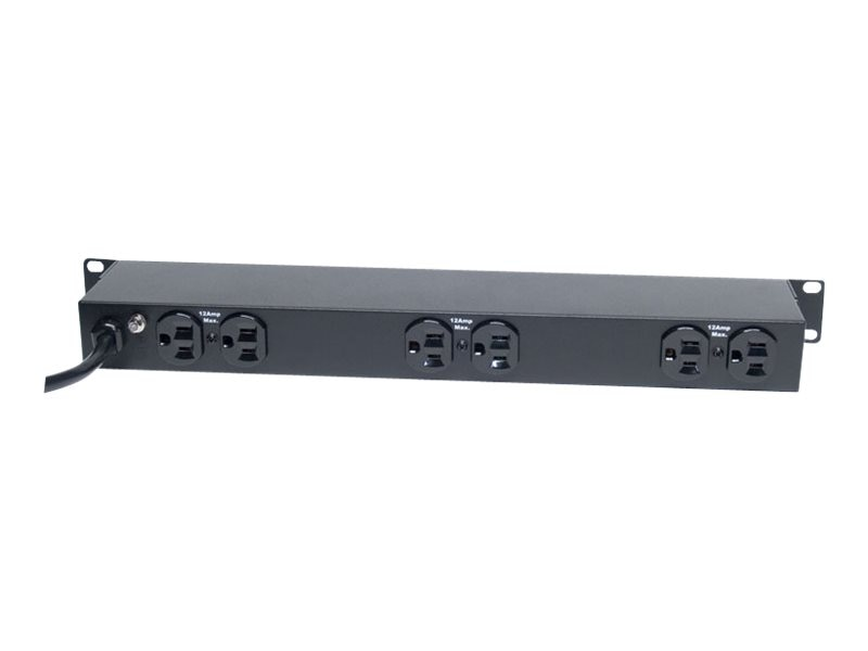Minuteman PDU120VAC 12A (2) Front (6) Back NEMA 5-15R Outlets, OEPD815HV, 17590158, Power Distribution Units