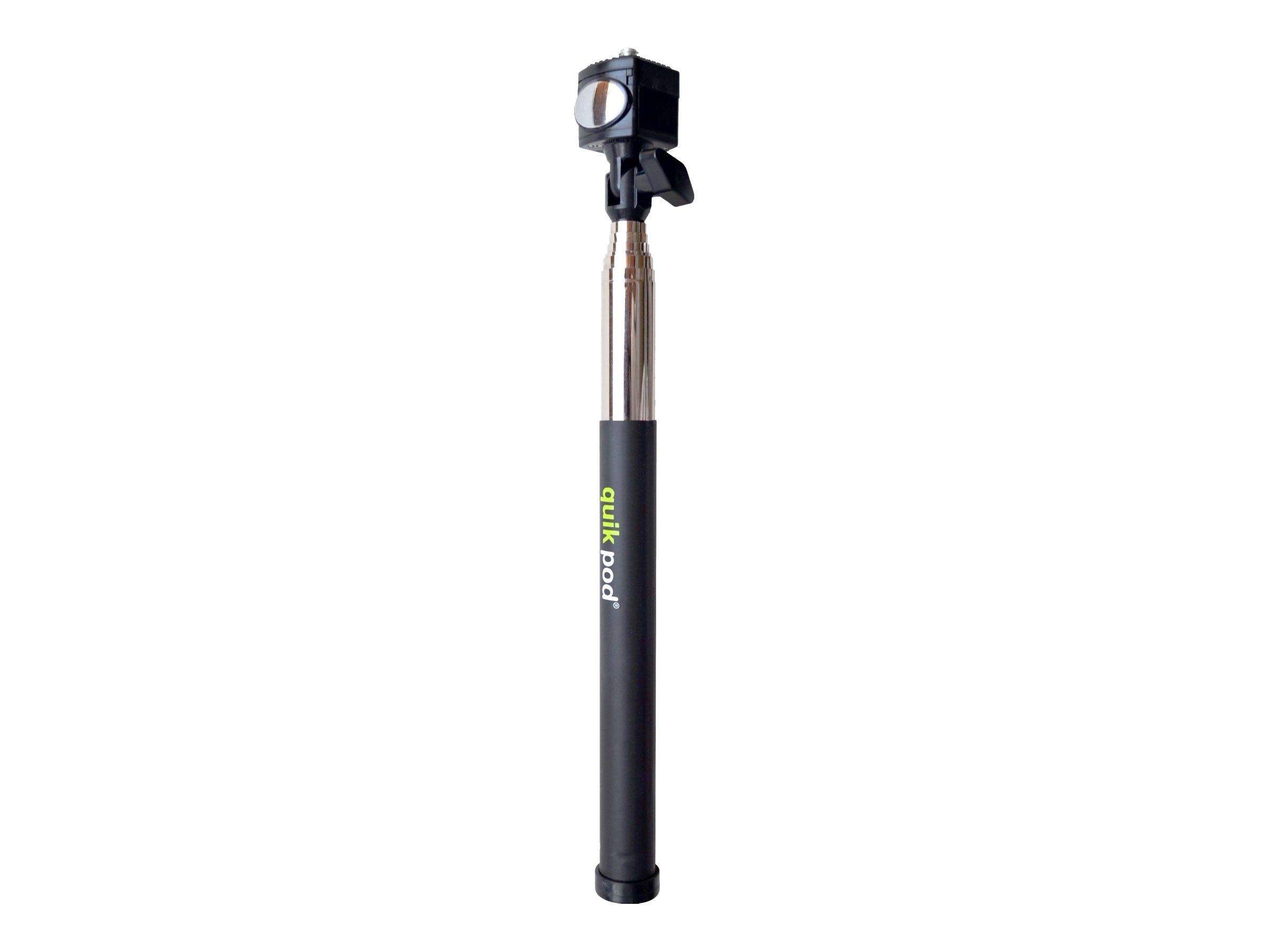 Digipower Quikpod Explorer 2 Monopod, Black, TP-QPXP2, 17463861, Camera & Camcorder Accessories