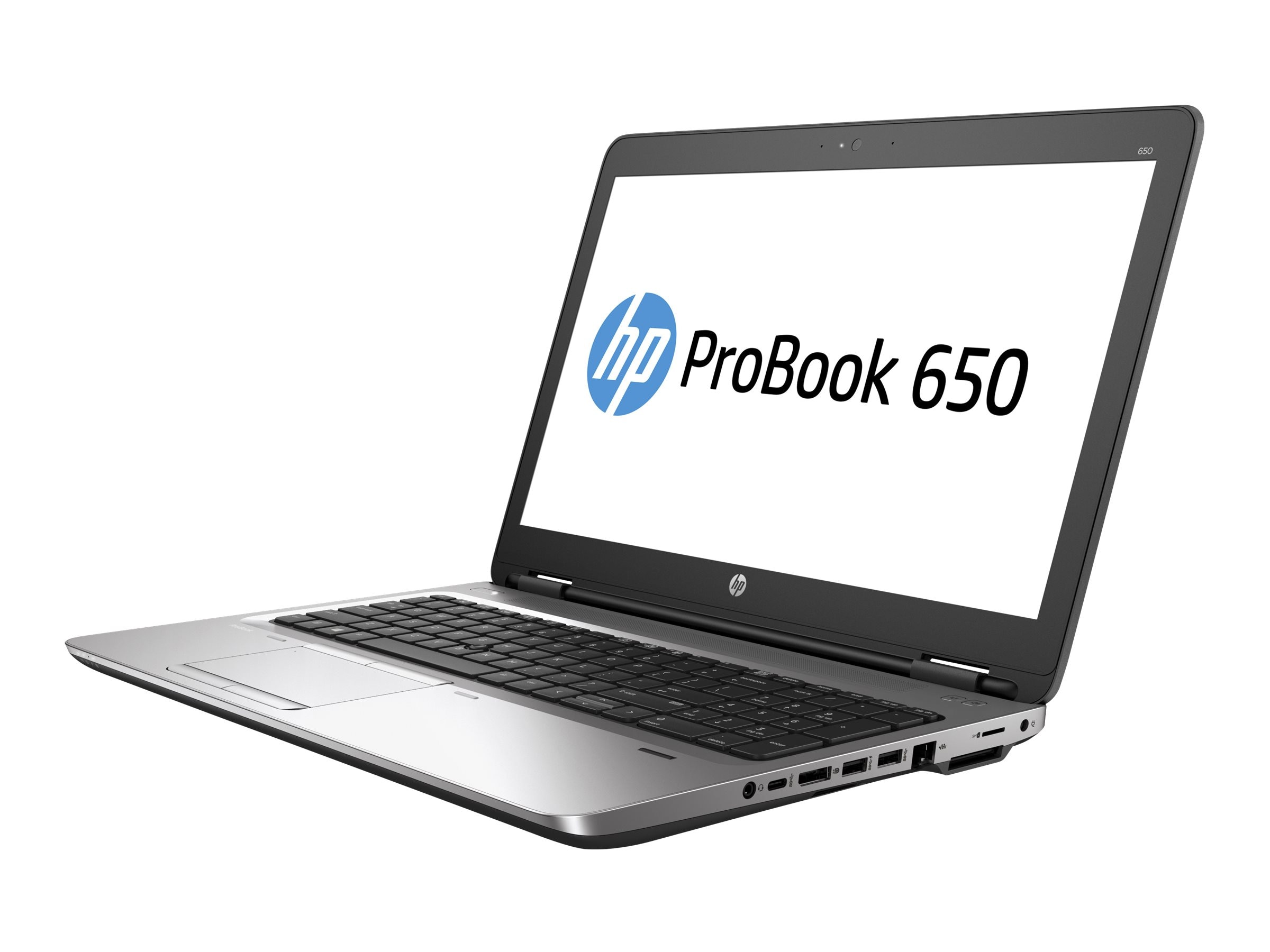 HP ProBook 650 G2 Core i7-6820HQ 2.7GHz 16GB 256GB SSD DVD SM BT 15.6 W10P