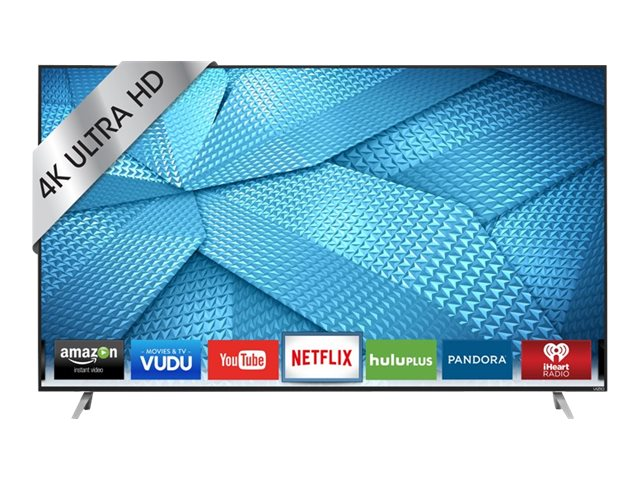 Vizio 69.5 M70-C3 4K Ultra HD LED-LCD Smart TV, Black, M70-C3, 19415986, Televisions - LED-LCD Consumer