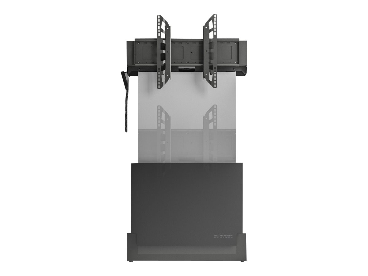 Salamander Electronic Lift Wall Stand, FPS1W/EL/GG