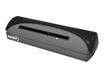 Ambir PS667 Scanner w  AmbirScan Simplex A6 ID Card Scanner, PS667-AS, 8945092, Scanners