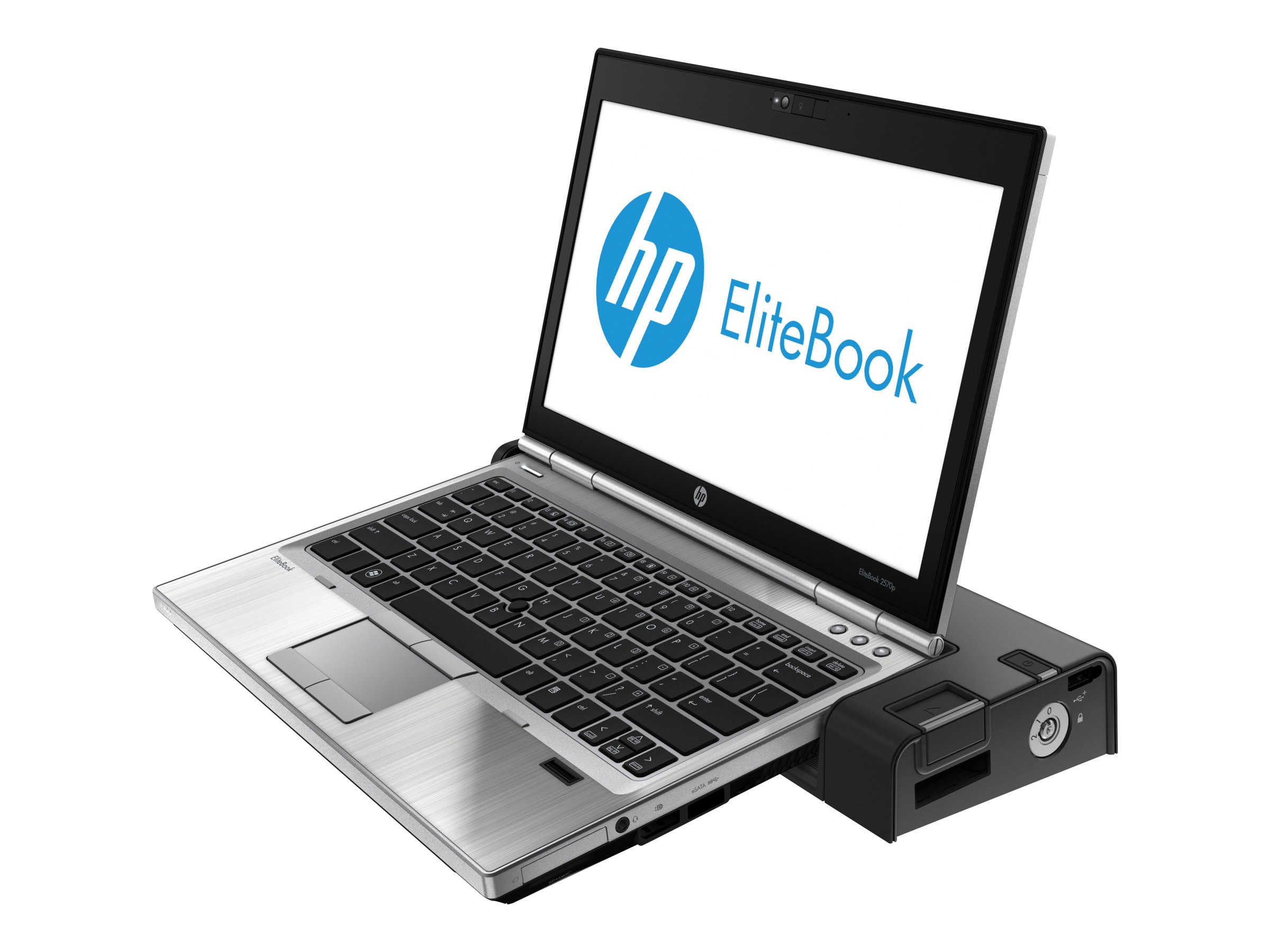 HP EliteBook 2570p 2.9GHz Core i5 12.5in display, D2W43AW#ABA