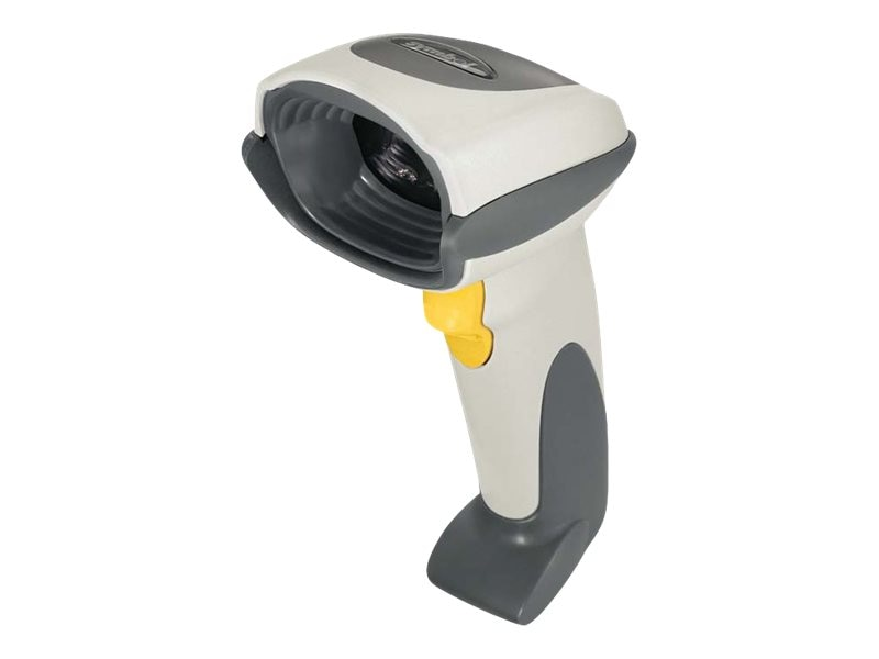 Zebra Symbol DS6707 DC Scanner Only, Document Capture Capability, USB RS-232 I F, No Cabling, White