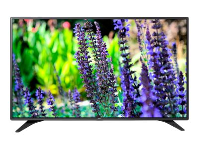 LG 49 LW340C LED-LCD TV, Black