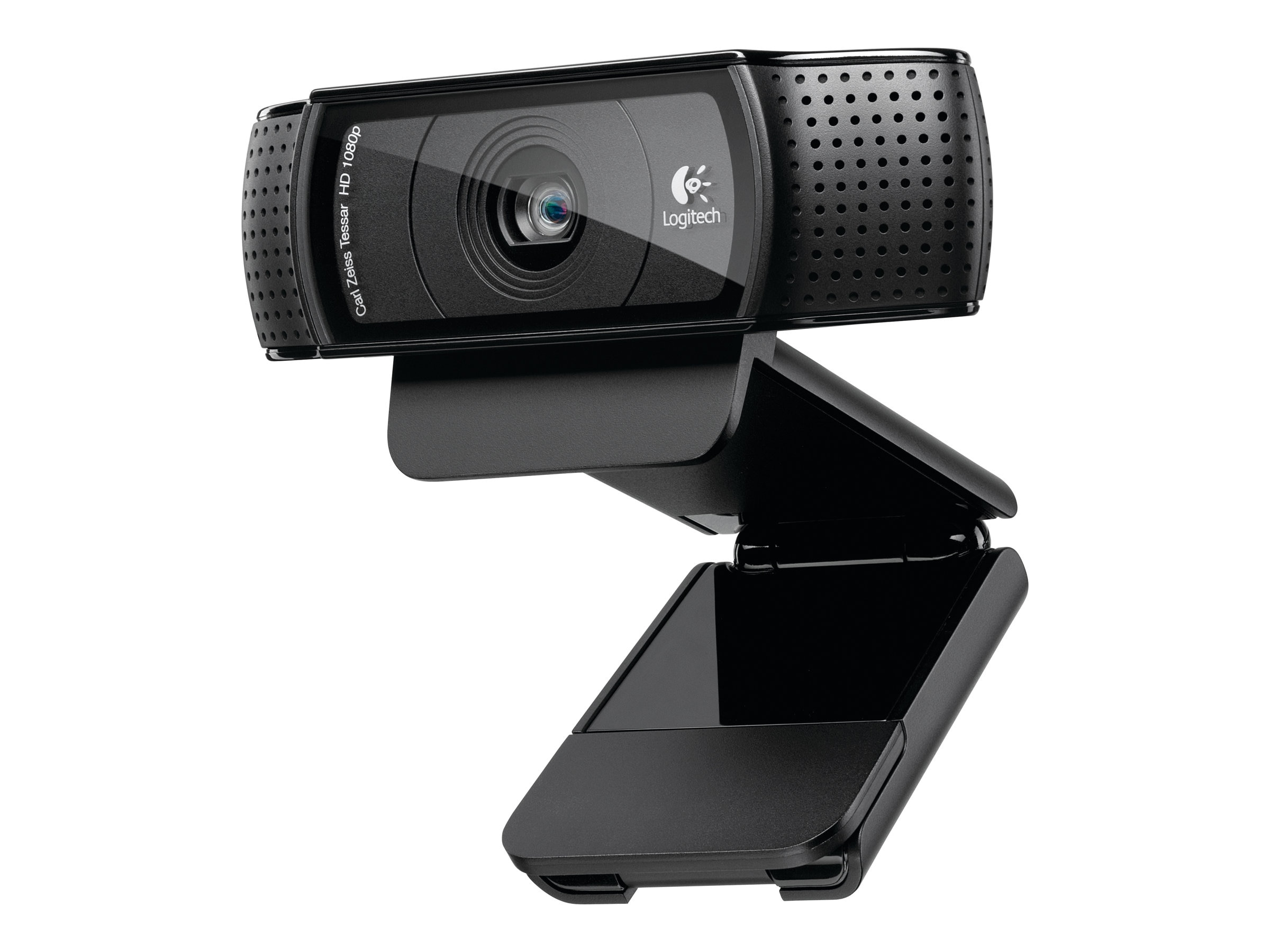 Logitech HD Pro Webcam C920, 960-000764, 13443687, WebCams & Accessories