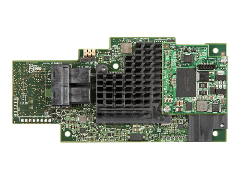 Intel 4-Port Integrated RAID SAS 3.0 Module