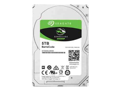 Seagate 5TB BarraCuda SATA 6Gb s 2.5 Internal Hard Drive, ST5000LM000