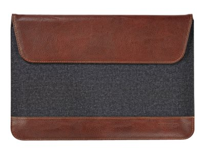 Cyber Acoustics Surface 3 Sleeve Maroo Magnetic Front Cover, Woodland Brown, MR-MS3207, 20592816, Carrying Cases - Tablets & eReaders