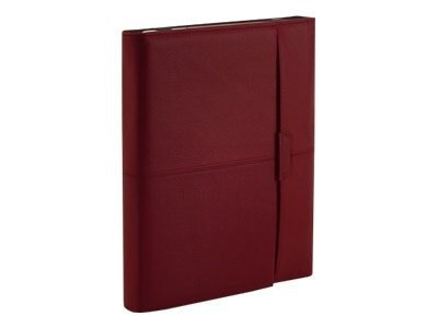 Targus Zierra Leather Portfolio for iPad, THZ06201US, 12651100, Protective & Dust Covers