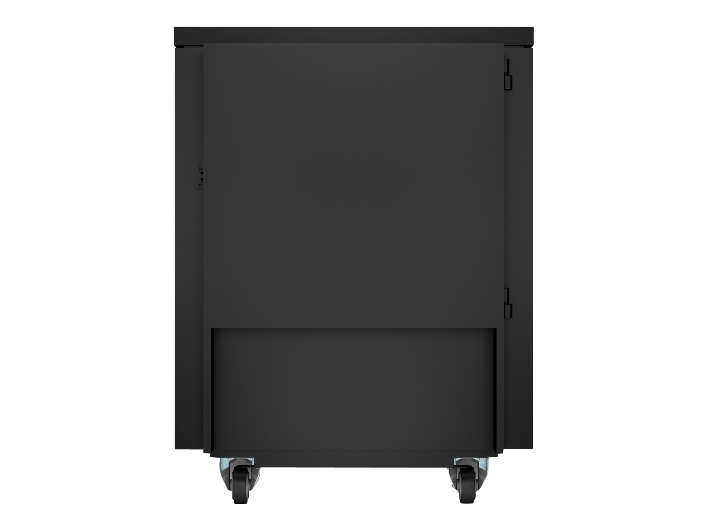 APC Netshelter CX 18U 750mm x 1130mm Enclosure, Black Finish, AR4018X429, 31863722, Racks & Cabinets