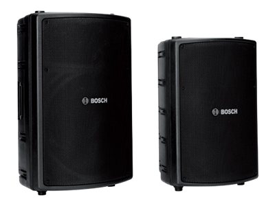 Electro-Voice 250W Premium Cabinet Loudspeaker, Black, LB3-PC250, 16060593, Speakers - Audio