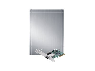Sans Digital TowerRAID TR4X+ 4-Bay MiniSAS Enclosure - Silver, KT-TR4X+HA, 17351966, Hard Drive Enclosures - Multiple