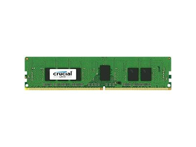 Crucial 4GB PC4-17000 288-pin DDR4 SDRAM DIMM, CT4G4RFS8213, 17854395, Memory