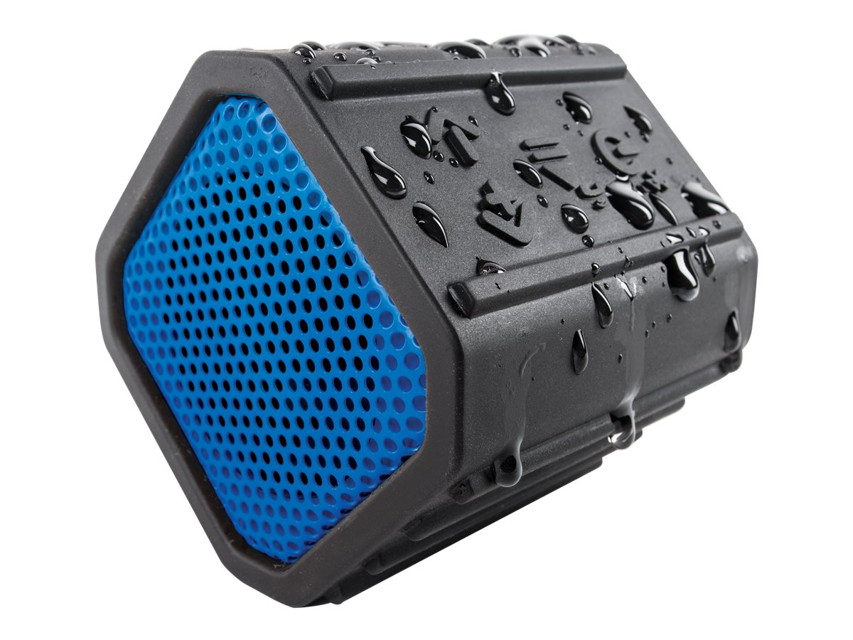 Grace Digital Audio Floating Bluetooth Speaker - Blue