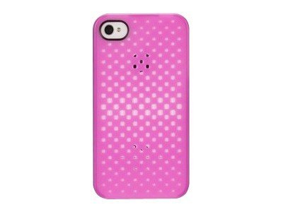 Griffin iClear Air Azalia Translucent Hard-Shell Case for iPhone 4