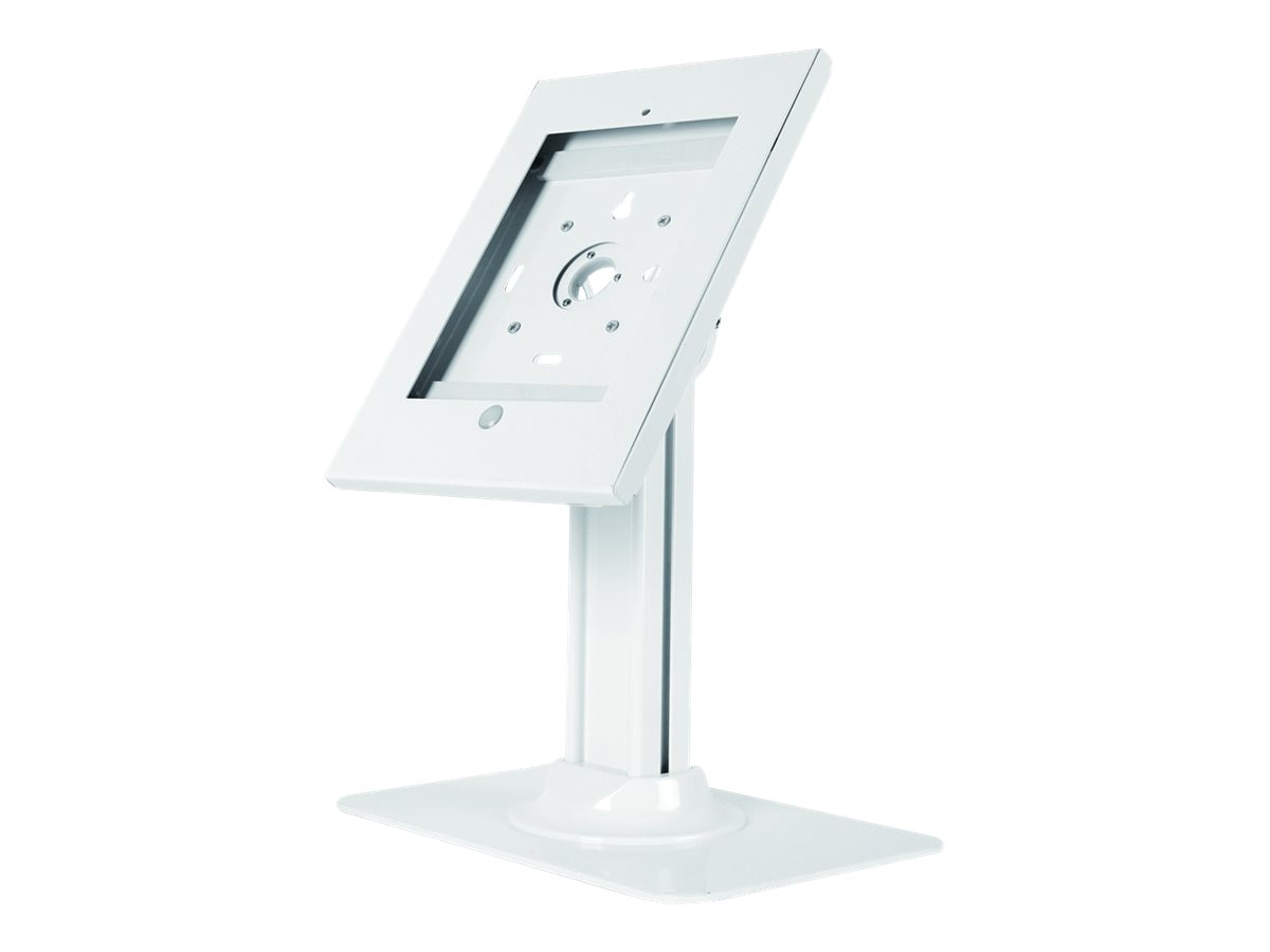 Siig Security Countertop Kiosk and POS Stand for iPad, CE-MT2611-S1