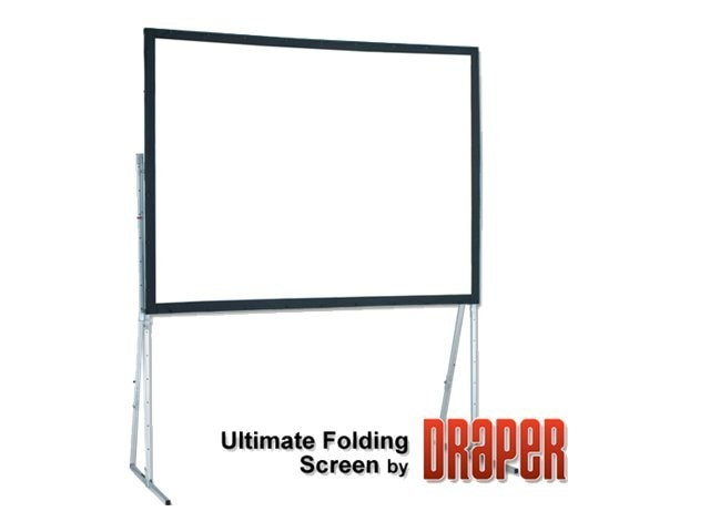 Draper Ultimate Folding Projection Screen, CineFlex, 16:10, 120, 241288
