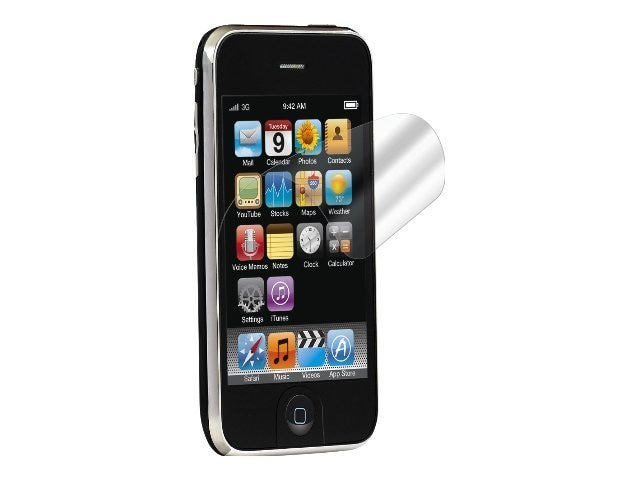 3M Natural View Privacy Filter for iPhone 3G s, 98-0440-5164-1, 12607619, Glare Filters & Privacy Screens