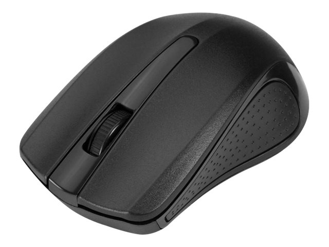 Siig Wireless 2.4GHz Optical Mouse w  Nano Receiver, Black, JK-WR0C12-S1, 18184346, Mice & Cursor Control Devices