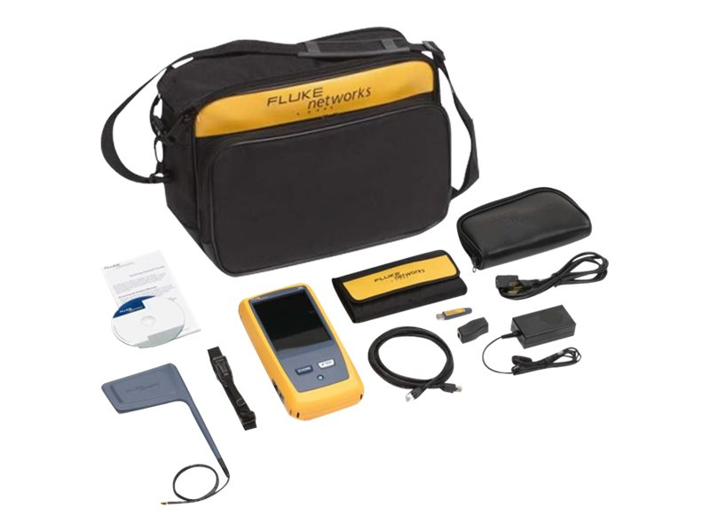 Fluke OneTouch AT 1T-2000, Plus 1 Year Gold Support, 1T-2000/GLD, 14443259, Network Test Equipment