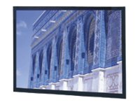 Da-Lite Da-Snap Projection Screen, High Contrast Da-Mat, 16:9, 110