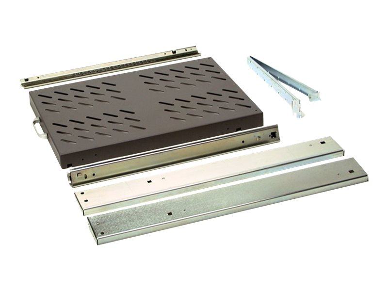 HPE Sliding Shelf 100Kg Graphite, 234672-B21, 290812, Rack Mount Accessories