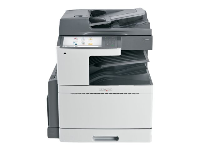 Lexmark X950de Color Laser Multifunction Printer - HV w  CAC Enablement & 4-year Onsite Repair (TAA), 22ZT244, 31050772, MultiFunction - Laser (color)