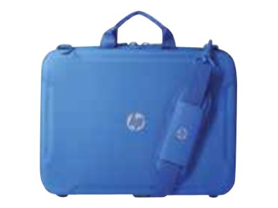 HP Chromebook 11 Always-On Case, Blue, M7U13UT
