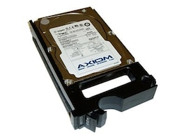 Axiom 300GB SAS 10K RPM 3.5 Hot-Swap Hard Drive for Dell PowerEdge & PowerVault, AXD-PE30010D, 9184150, Hard Drives - Internal