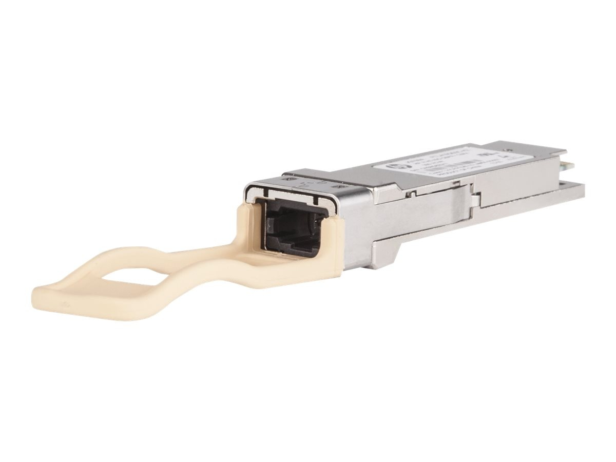 HPE X142 40G QSFP+ MPO eSR4 300M Transceiver, JH233A, 25358551, Network Transceivers