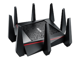 Asus Wireless-AC5300 Tri-Band Gigabit Router, RT-AC5300, 30814911, Wireless Access Points & Bridges