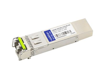 ACP-EP SFP+ 80KM CWDM 1310 LC Cisco Compatible Transceiver