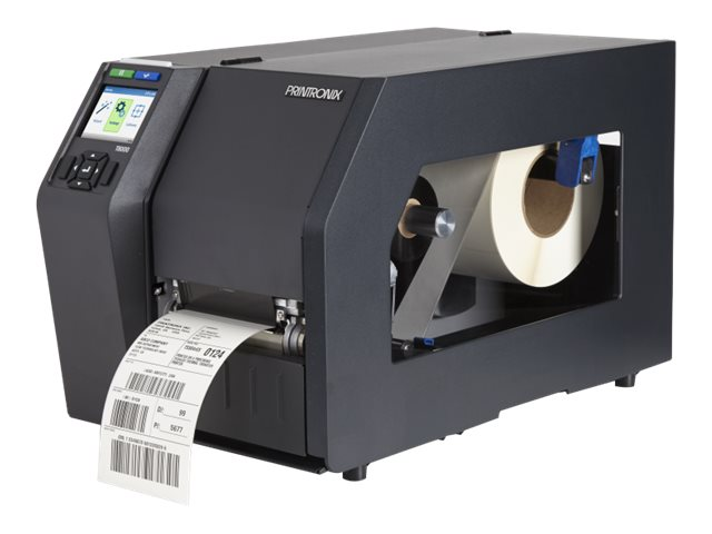 Printronix T8304 Network Printer w  Cutter, T83X8-1106-0