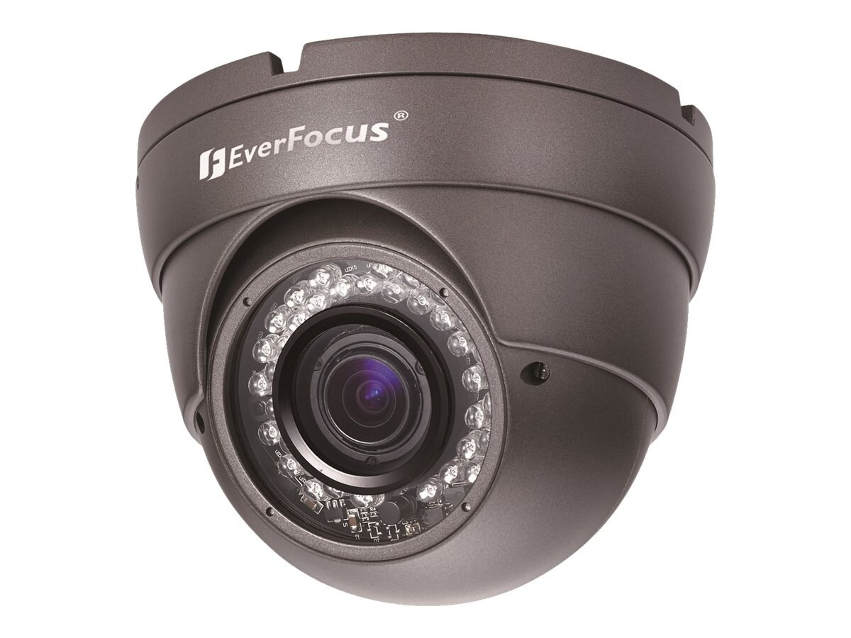 Everfocus 3-Axis High Resolution Camera, 700TVL, Outdoor, EBD431E