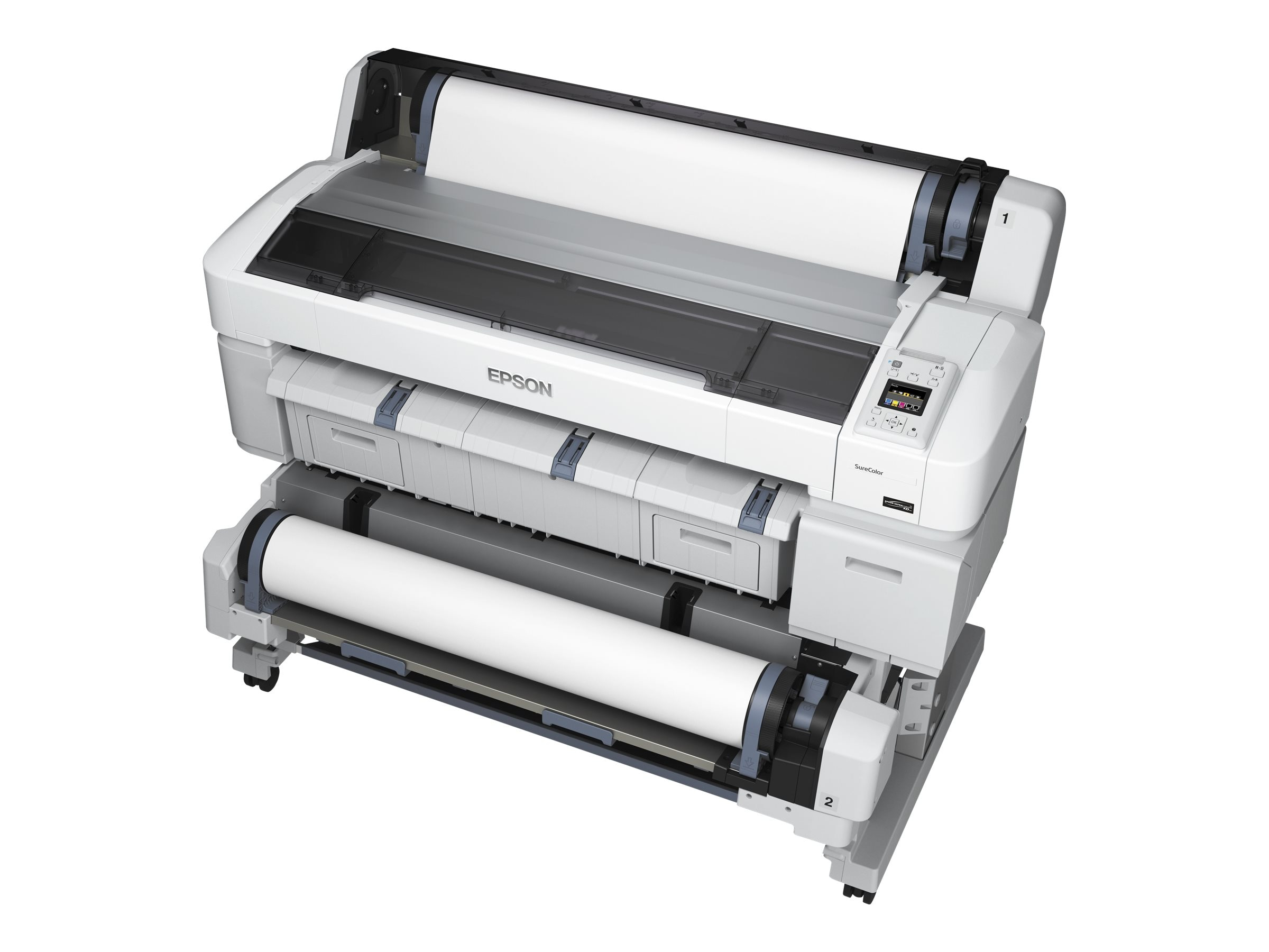Epson SureColor T5270D Dual Roll Printer - $5995 less instant rebate of $750.00, SCT5270DR