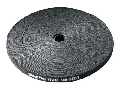 Black Box Velcro Uncut Cable Wrap, 5 8 x 75ft