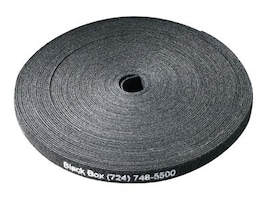 Black Box Velcro Uncut Cable Wrap, 5 8 x 75ft, FT9550A, 8641144, Cable Accessories
