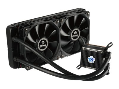Enermax Liqtech 240 Fan with 240mm Radiator, ELC-LT240-HP, 17065468, Cooling Systems/Fans