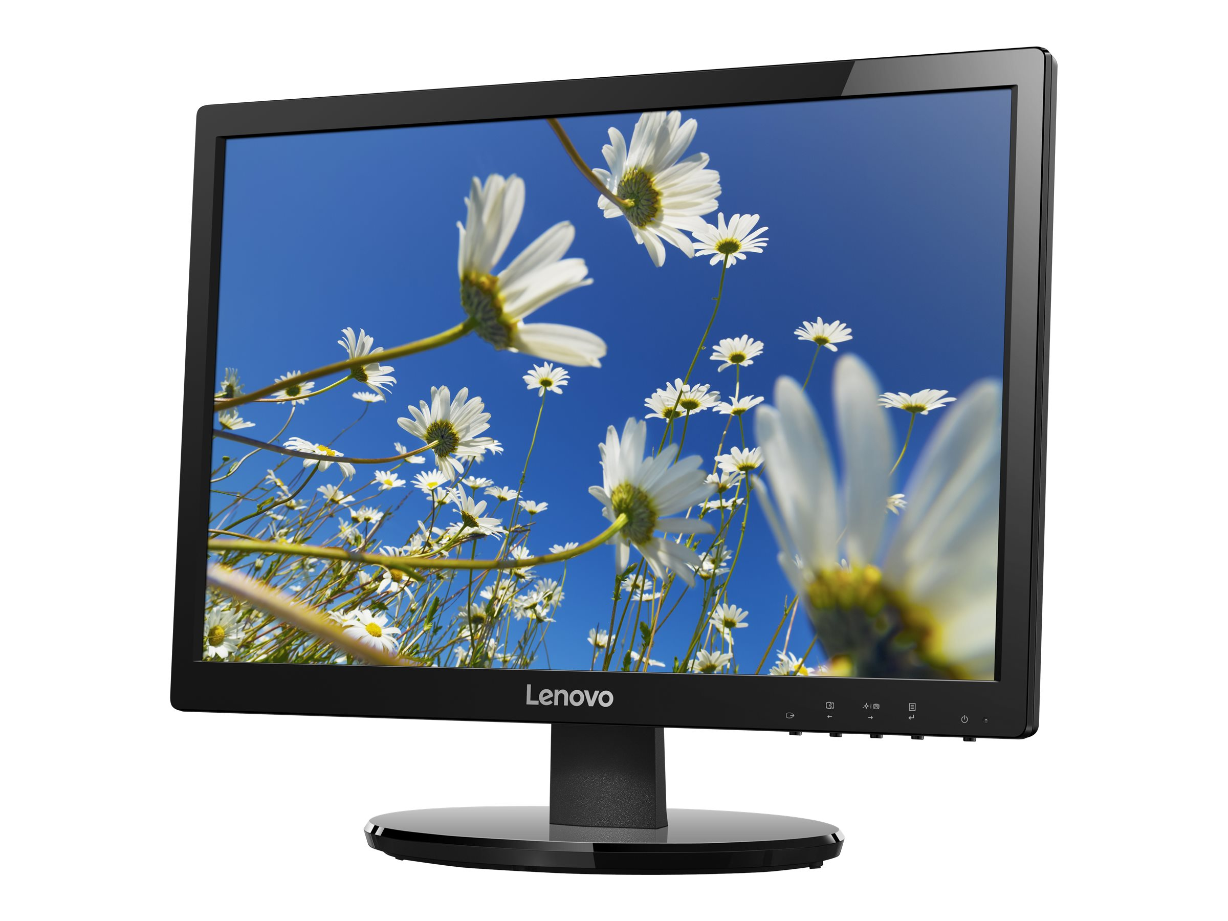 Lenovo 19.5 LI2054 LED-LCD Monitor, Black, 65BAACC1US